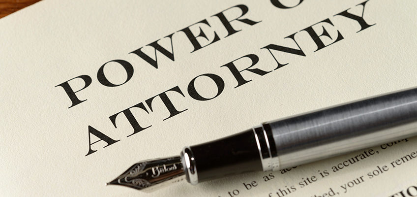 Why do I need a Lasting Power of Attorney?  By Philippa Pipe